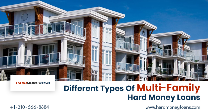 Different Types of Multi-Family Hard Money Loans